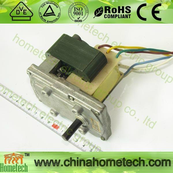 shaded pole motor geared motor  6030 1
