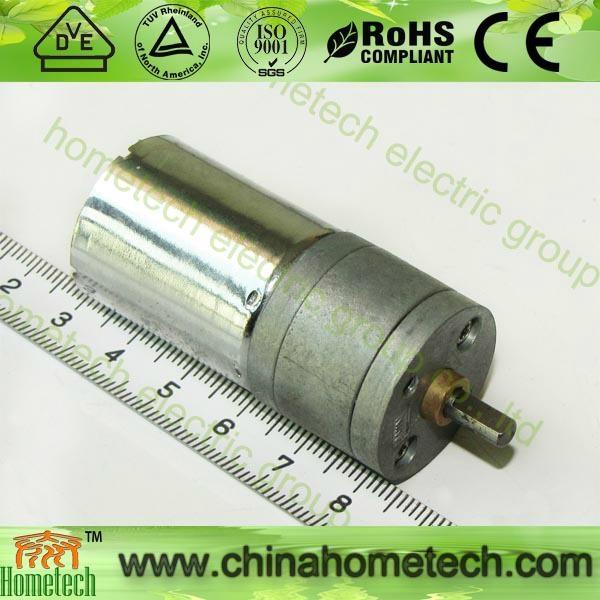 DC motor 25GA-370-26100 1