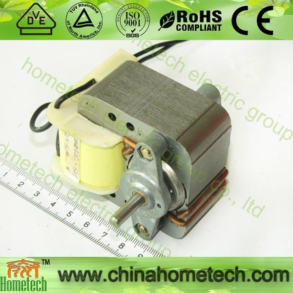 shaded pole motor 6030C 1