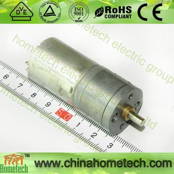 DC motor 25GA-370-11750-103 2