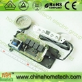 smart electronic 3 speed mechanical switch for cooker hood