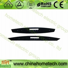 tempered hood glass