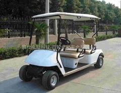 4座電動高爾夫球車