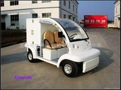 電動送餐車