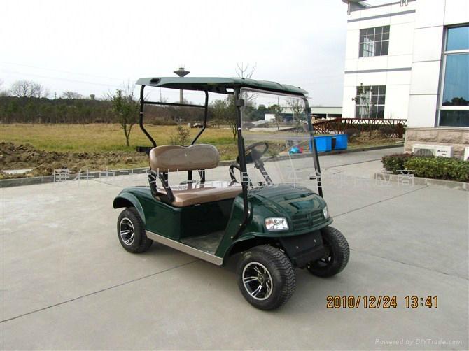 2座電動高爾夫球車 3