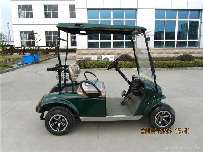 2座電動高爾夫球車 4