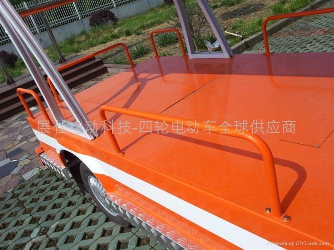 电动平板货车 5