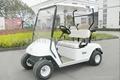 新款无锡2座电动高尔夫球车 2