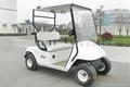 新款无锡2座电动高尔夫球车 1