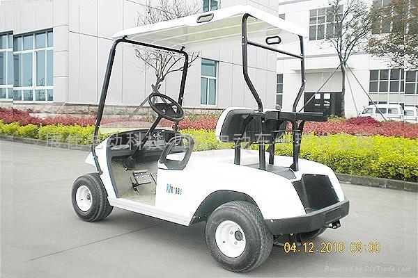 新款无锡2座电动高尔夫球车 3