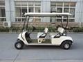 新款江苏4座电动高尔夫球车 2
