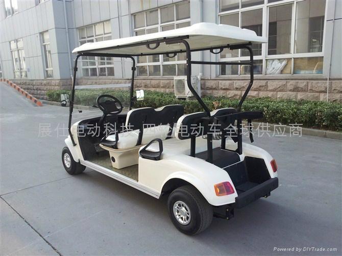 新款江苏4座电动高尔夫球车 3