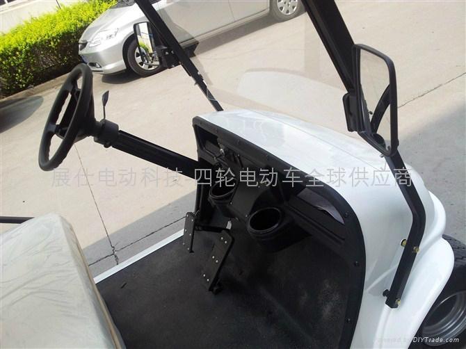 新款江苏4座电动高尔夫球车 4