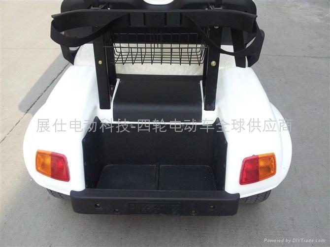 新款江苏4座电动高尔夫球车 5