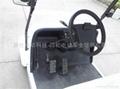 新款上海6座电动高尔夫球车 4