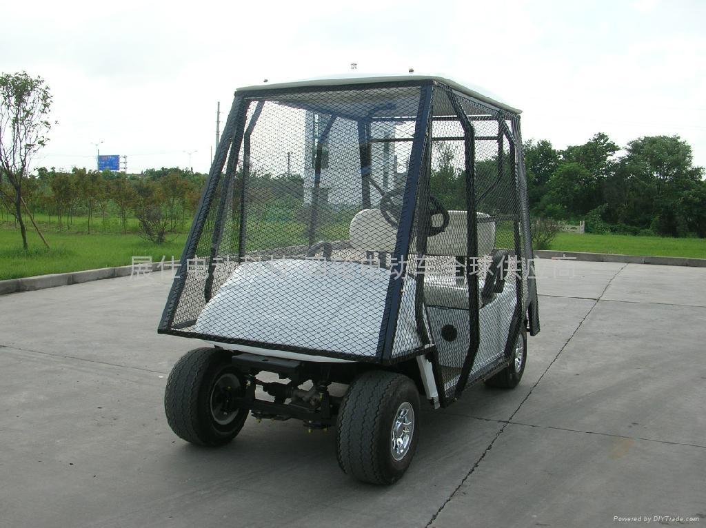 电动高尔夫捡球车 1