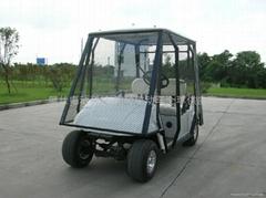 電動高爾夫撿球車