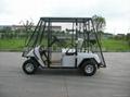 电动高尔夫捡球车 2