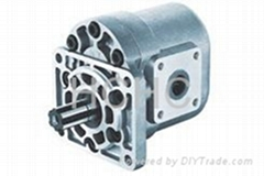 CB-E hydraulic gear pump