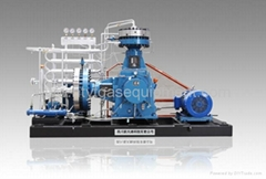 BioGas Diaphragm Compressor Used For Cylinder Filling Station