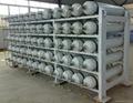 CNG Station Gas Cylinder Cascade 1
