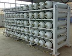 CNG Station Gas Cylinder Cascade