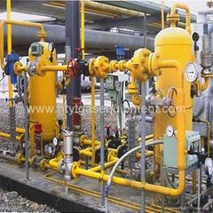 Inexpensive Gas Pressure Regulation Unit
