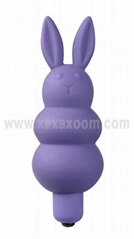 5 Functions Play Bunny Massaging Vibrator