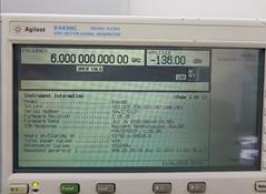 Agilent安捷伦  E4438C模拟数字信号发生器