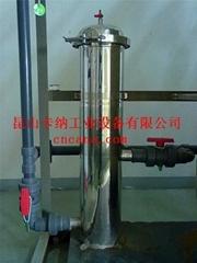 不鏽鋼濾芯式過濾器