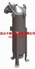 標準頂入式單袋式過濾器