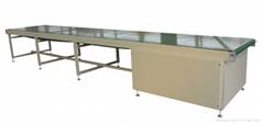 平板集熱器動力物流裝配線