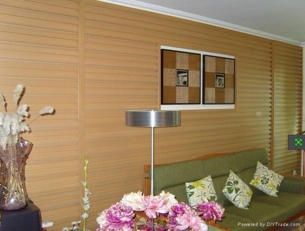 生态木塑吸音板 5