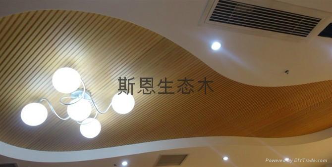 木塑天花吊顶 3