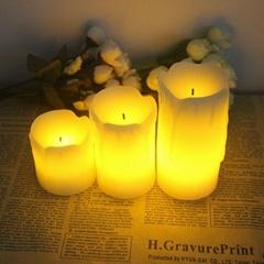 流泪LED电子蜡烛