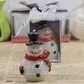 围巾礼品雪人创意圣诞蜡烛 4