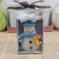 围巾礼品雪人创意圣诞蜡烛 5