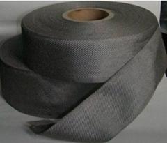 不锈钢机织带