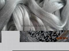 金屬短纖維