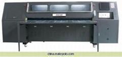 UV平板喷绘机卷材打印机