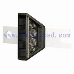 Solar LED Guardrail Reflectors