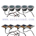 Solar Wired Road Studs Group