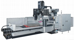 Double Column Planer Type Surface Grinding Machine