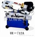臺灣威全UE-712A帶鋸床