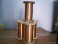 短纖加銅絲復合紗 2