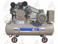全无油空气压缩机W-0.9/8