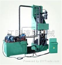 上海生铁屑压块机