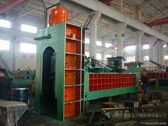 江陰廢鋼壓塊機
