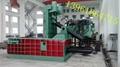 全自動大型廢鋼打包機 3
