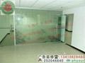 辦公室裝飾玻璃隔牆 1